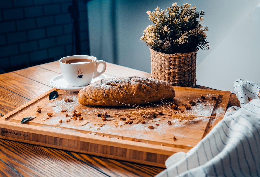 Prøv et ferskt brød fra bakeriet