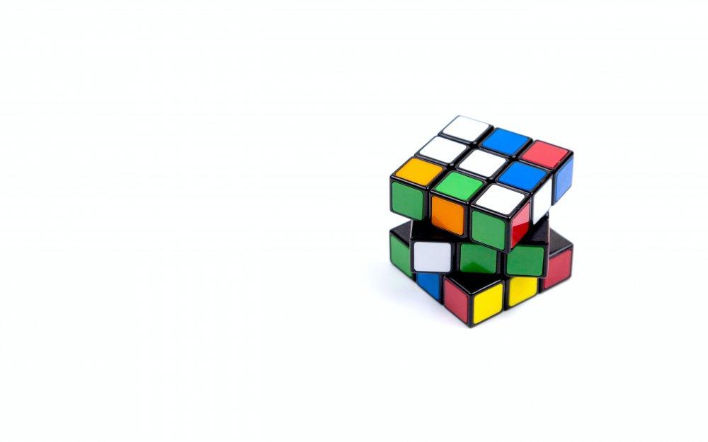 Bli en mester i å løse rubiks kube